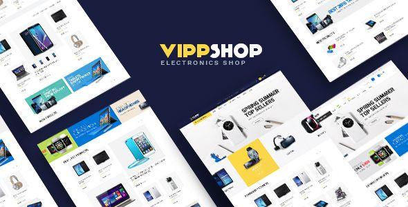 Free Download Pav VipShop - Digital & Electronics Opencart