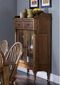 Dining Room Hutch Alternate Two In One