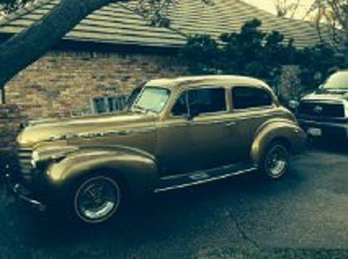 1940 Chevrolet Custom Deluxe   San Angelo, TX #6899624932 Oncedriven
