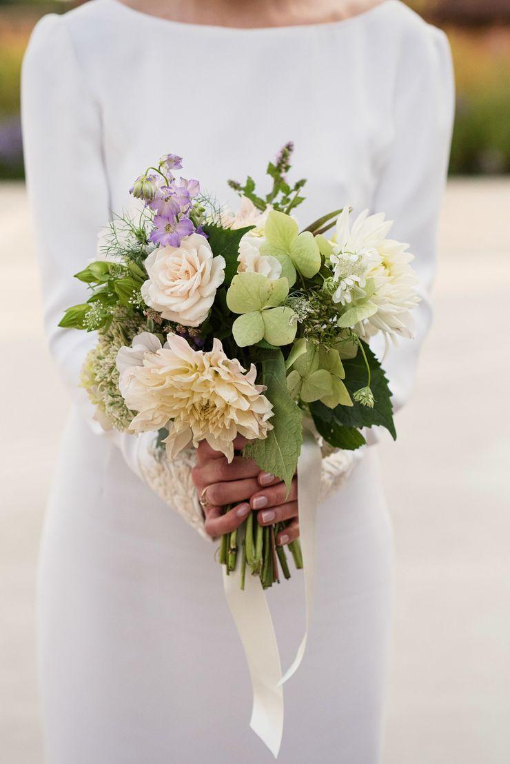 Stunning bridal bouquet by common farm flowers at a hauser and stunning bridal bouquet by common farm flowers at a hauser and wirth wedding in somerset izmirmasajfo