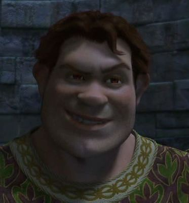 Shrek Is So Handsome When He S A Human Other Than His Looks Though