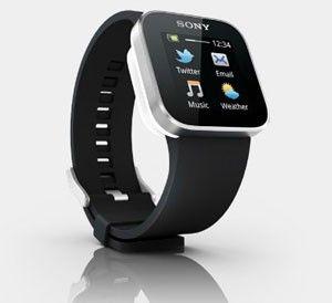 SmartWatch, da Sony, permite acessar informações do celular sem precisar retirá-lo do bolso