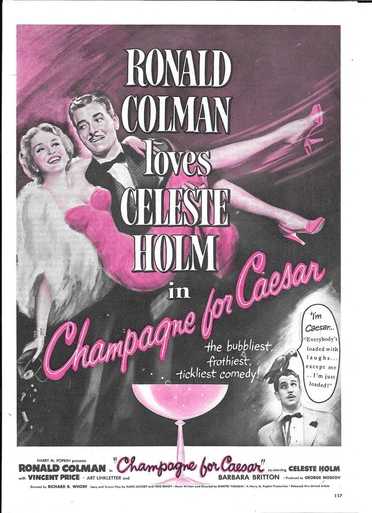 Watch Champagne for Caesar Full-Movie Streaming