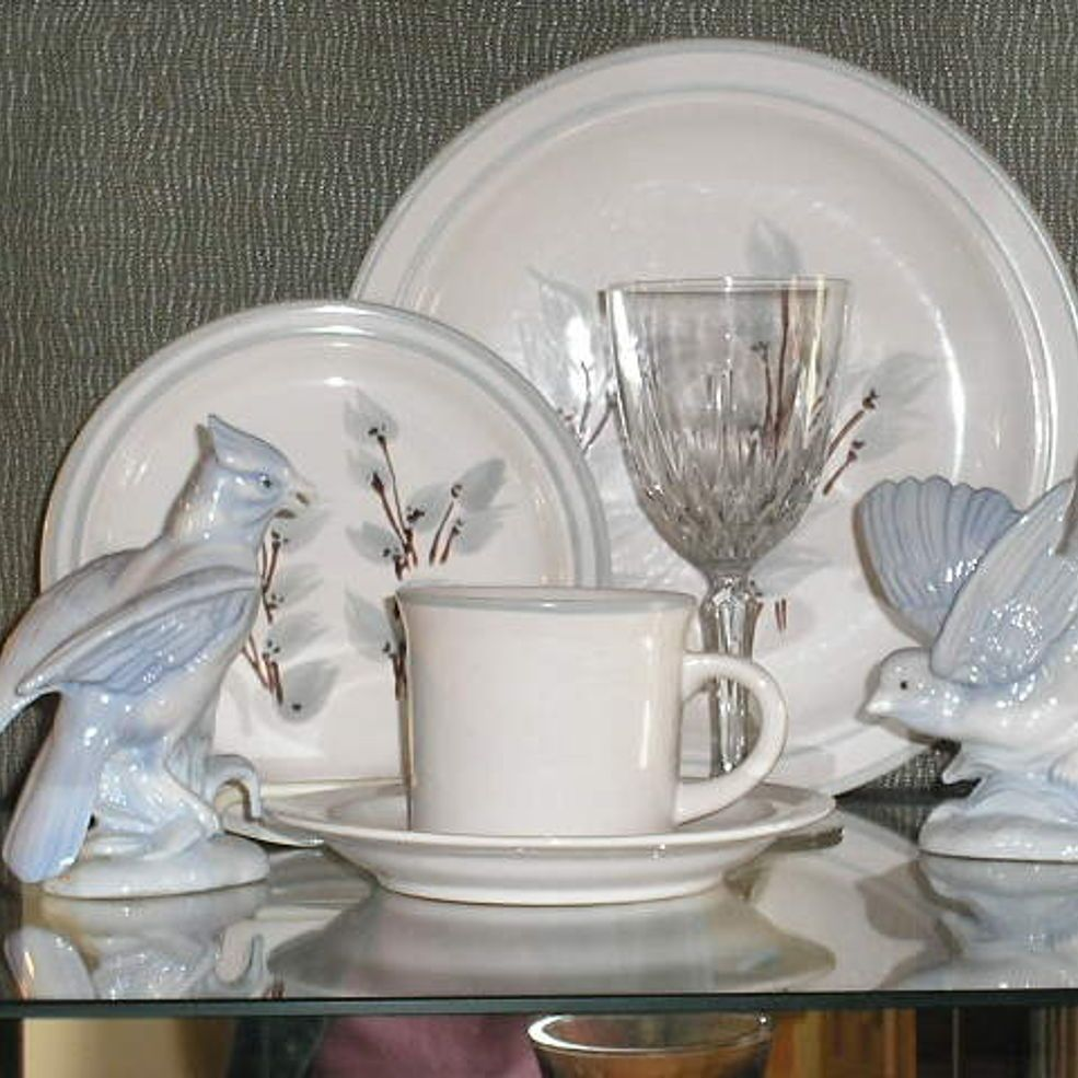 CHERYL SAYS:  This is from one of my Hutch arrangements.