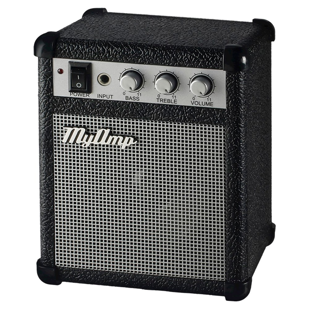 Toysmith Rock On! Retro Amp MP3 Mini Speaker