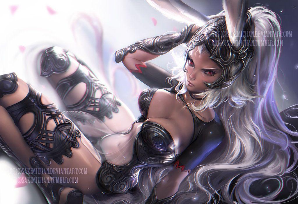 Fran final fantasy naked