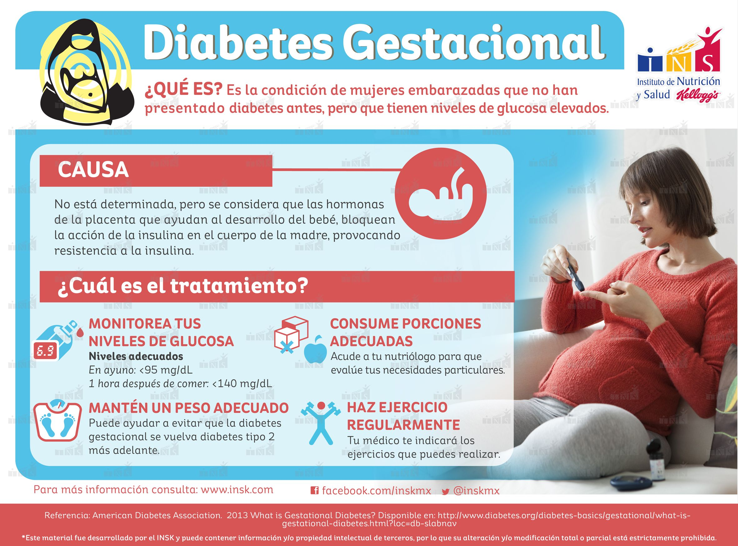 recetas de diabetes gestacional bebé