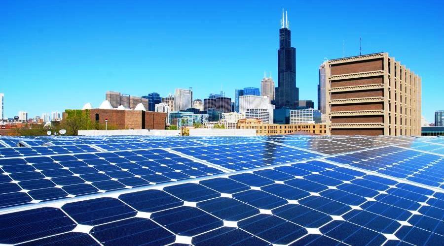 Commercial Solar Power From Access Energy Solar Roof Solar Panel Solar Savings