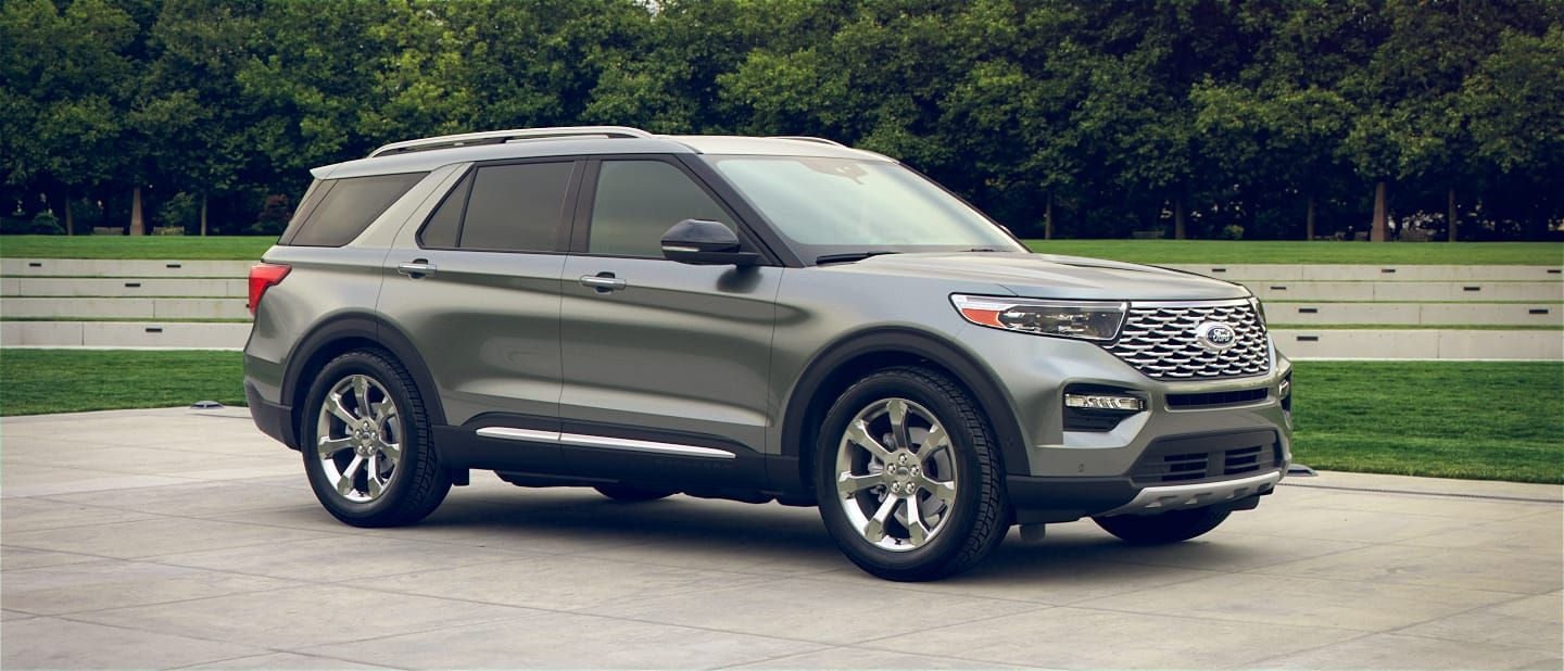 The All New 2020 Ford Explorer Suv Redesigned Inside And Out Ford Com Ford Explorer 2020 Ford Explorer Ford 2020