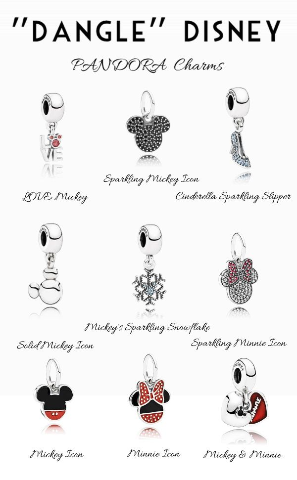 679e00a97 The CHARMing New Disney Collection by PANDORA | Everything Disney ...