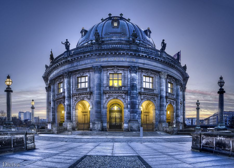 Boden Museum (Berlin) by Domingo Leiva on 500px