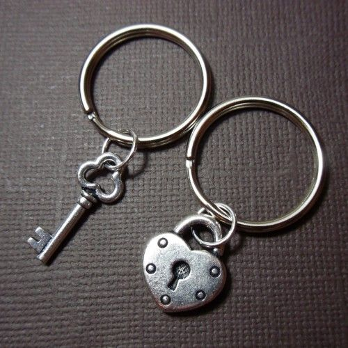 Re-pin these silver lock & key charm keychains for a chance to win them! You have until May 11th to re-pin the eligible items, then we will pick a winner and they can choose any of the items they re-pined