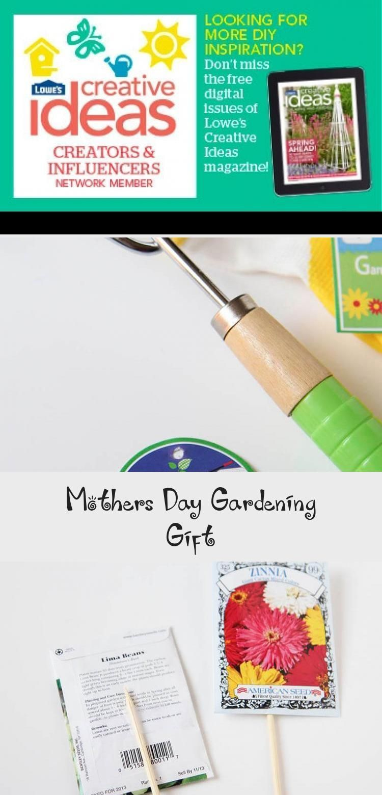 Mothers Day Gardening Gift Day Gardening Gift Mothers In 2020