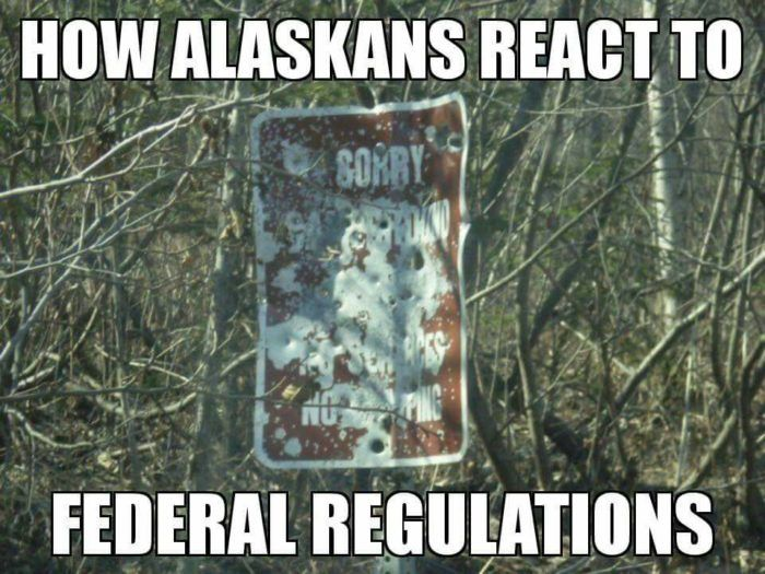 30 Funny Memes About Alaska That Are Definitely Accurate | Funny memes, Memes, Alaska