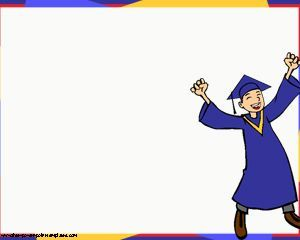 Graduation Powerpoint Template Pendidikan Animasi Gambar