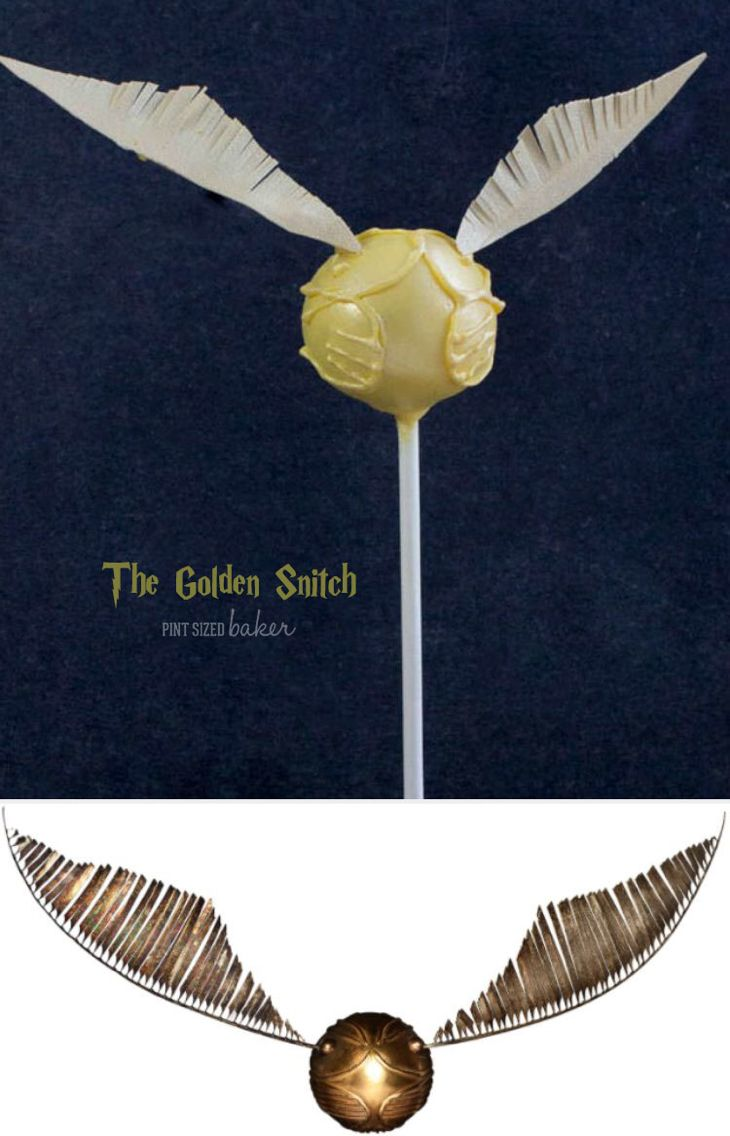 Diagram Of A Golden Snitch Harry Potter Party Pinterest Cake Halloween Origami