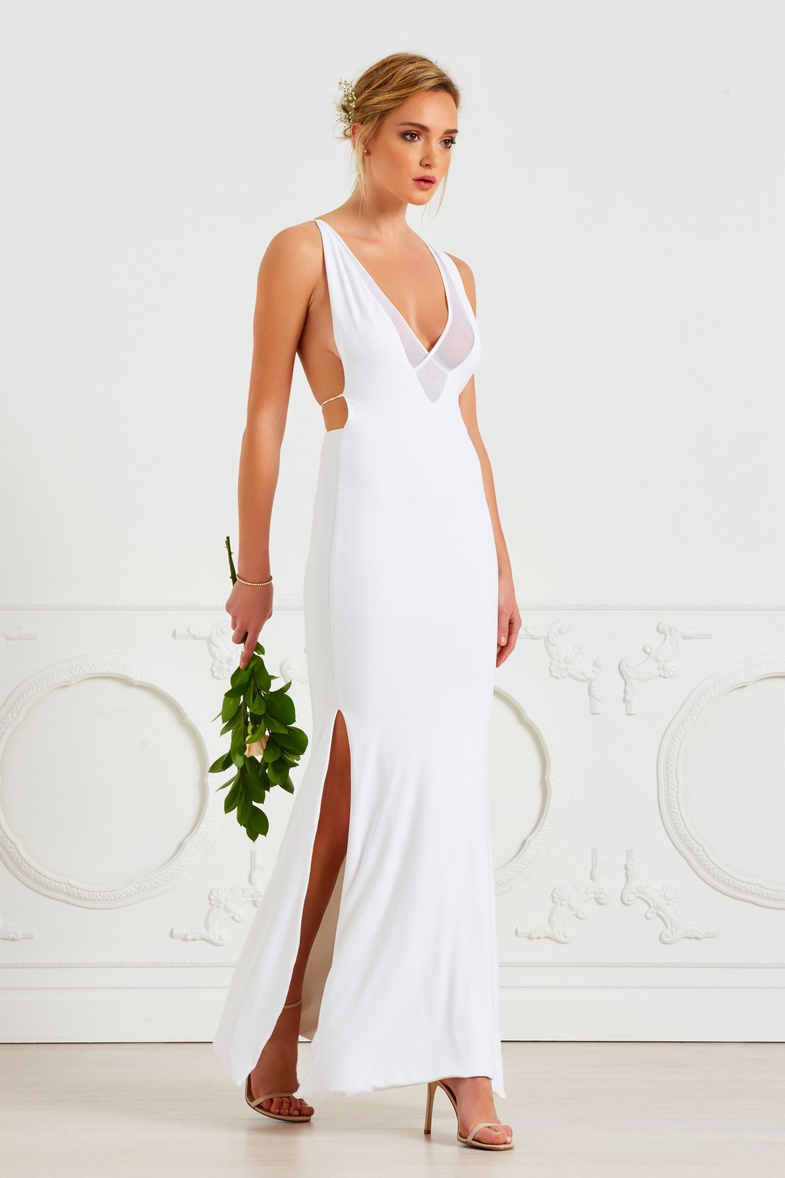 Gemeli Power Dupeyroux Jersey Gown In White From Revolve Com Stylish Wedding Dresses Dresses Gowns Revolving stage for wedding superbly complement your shows and deliver a stunning experience similar to none other. pinterest