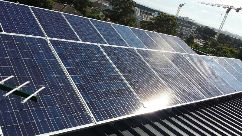 4 75kw Solar Power System Installation Allow Your Home To Reap The Benefit Of Sunlight And You Can Save Up To Aud 8 Solar Solar Power System Solar Panel System