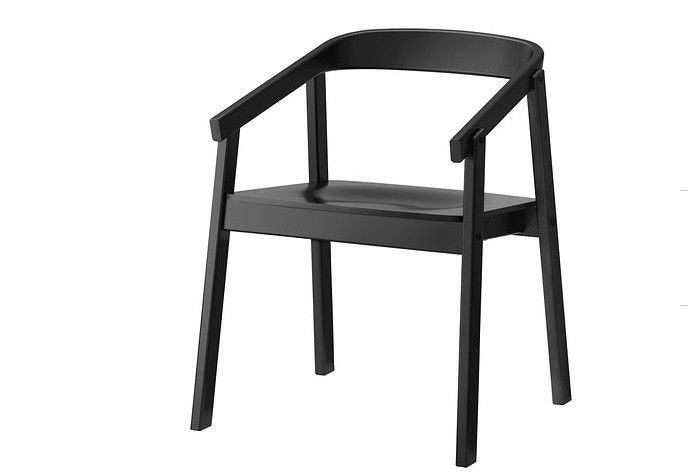 10 Easy Pieces The New Scandinavian Dining Chair Remodelista Ikea Dining Chair Ikea Dining Scandinavian Dining Chairs