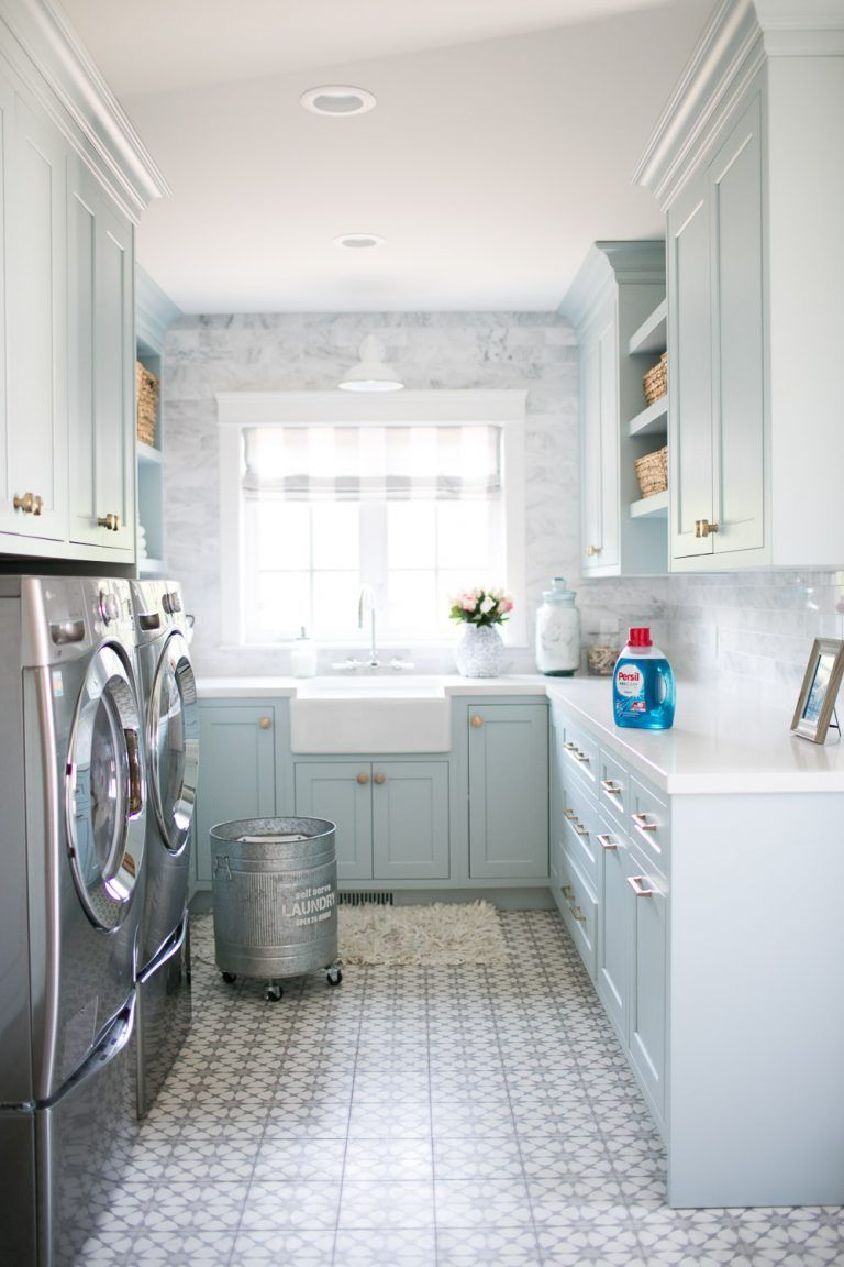Design Your Own Laundry Room: 5 Tips For An Innovative Laundry Room