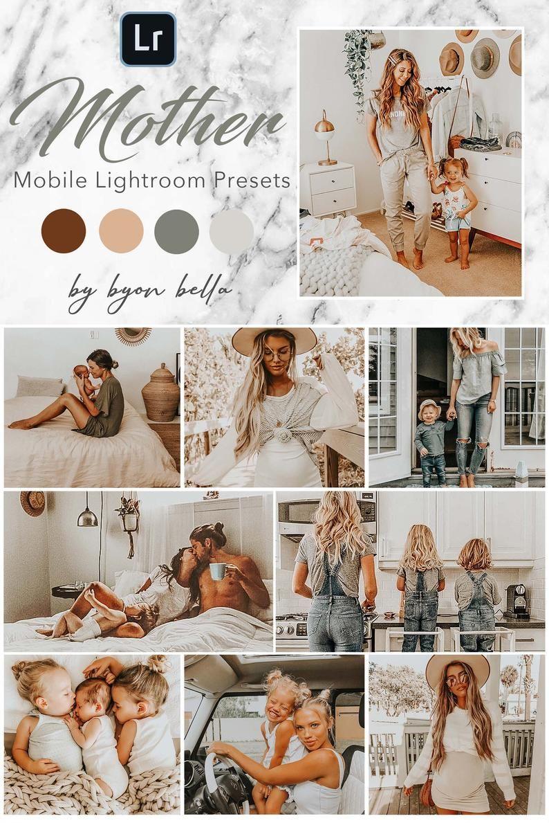 7 mobile lightroom presets iphone presets lightroom