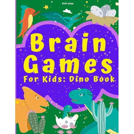 Brain Games for Kids by Kids Iskra Have you ever tried to get your kids to focus on some brain-stimulating exercises? How did that turn out? You probably had to talk a lot and find a way to keep them focused on the task. This is because kids have a limited attention span, especially with things they don't consider fun. The most effective way to get through to them is by adopting an entertaining approach, and that's the essence of Brain Games for Kids. With these games, your kids can finally play