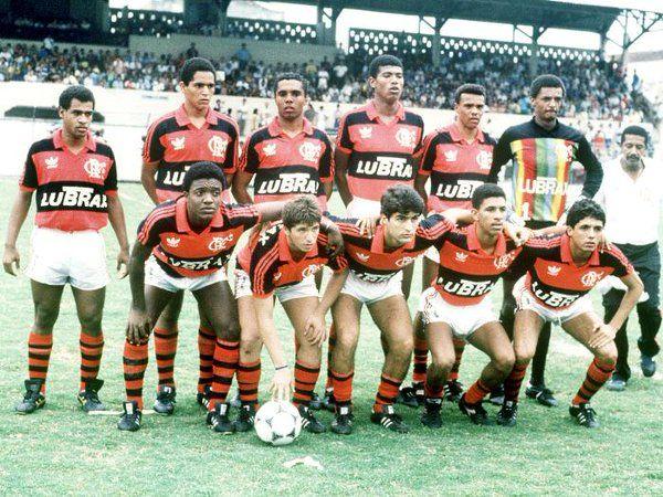 Flamengo da Copinha de 1990. Algum craque?