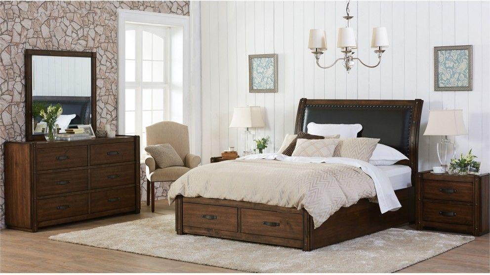 Texas Queen Bed Beds Amp Suites Bedroom Beds