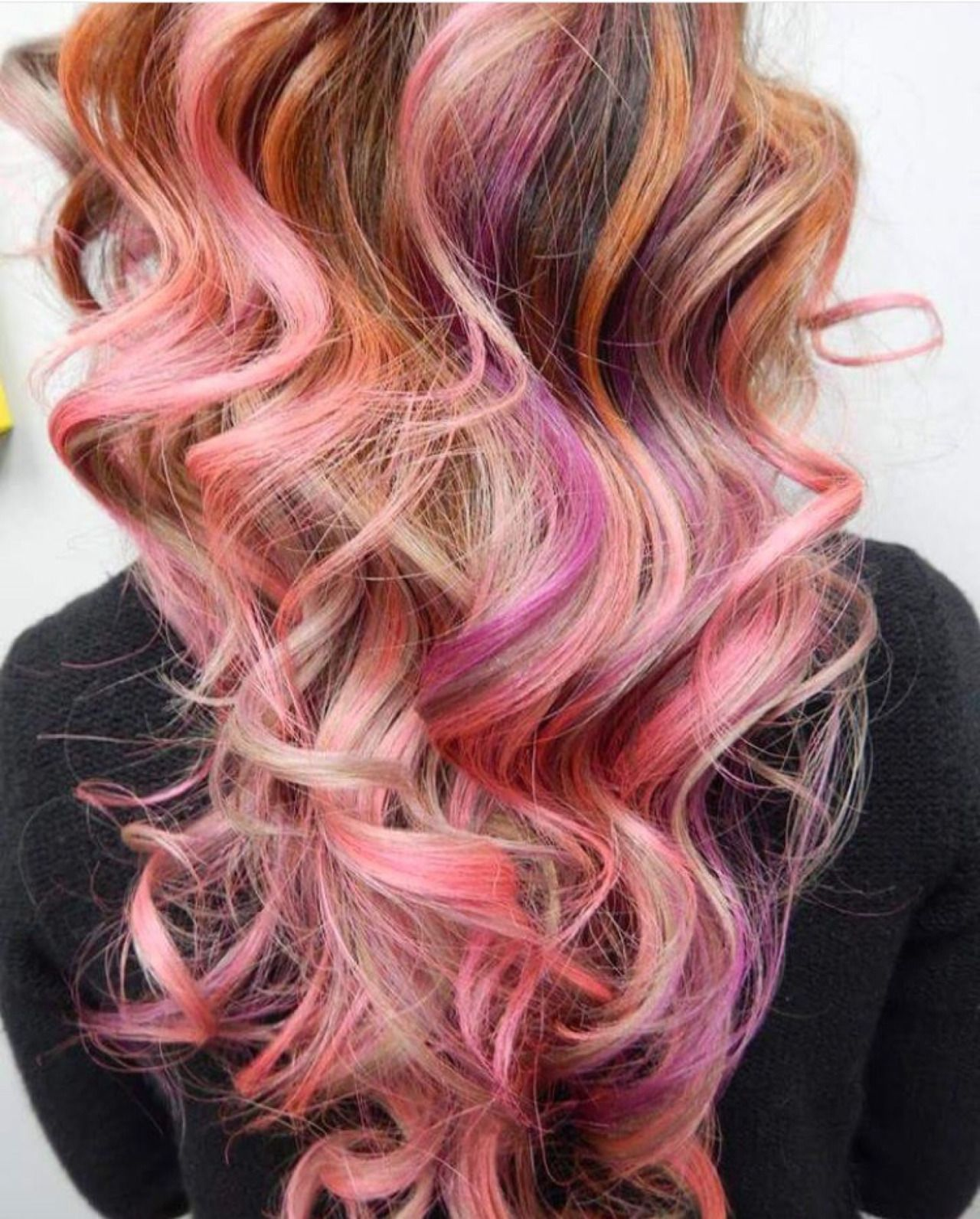 Beautifu hair hair secrets pinterest colourful hair hair