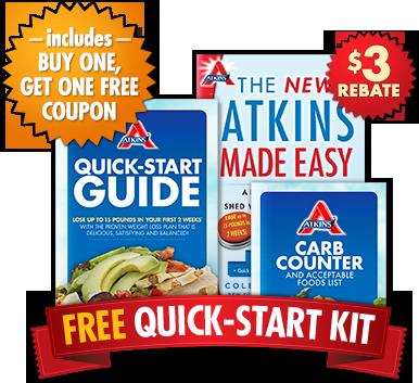 atkins diet | Carb counter, Low carb diet plan, Atkins diet