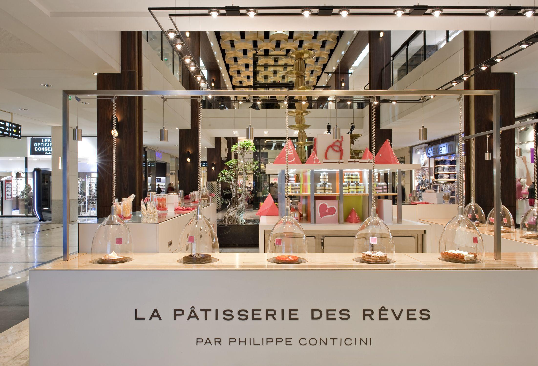 centre commercial parly 2 avenue du