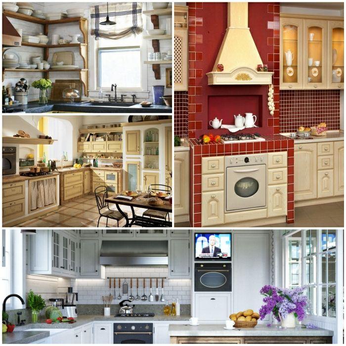 kuechenideen kuecheneinrichtung wohnideen kueche Küche Pinterest - küchenmöbel für kleine küchen
