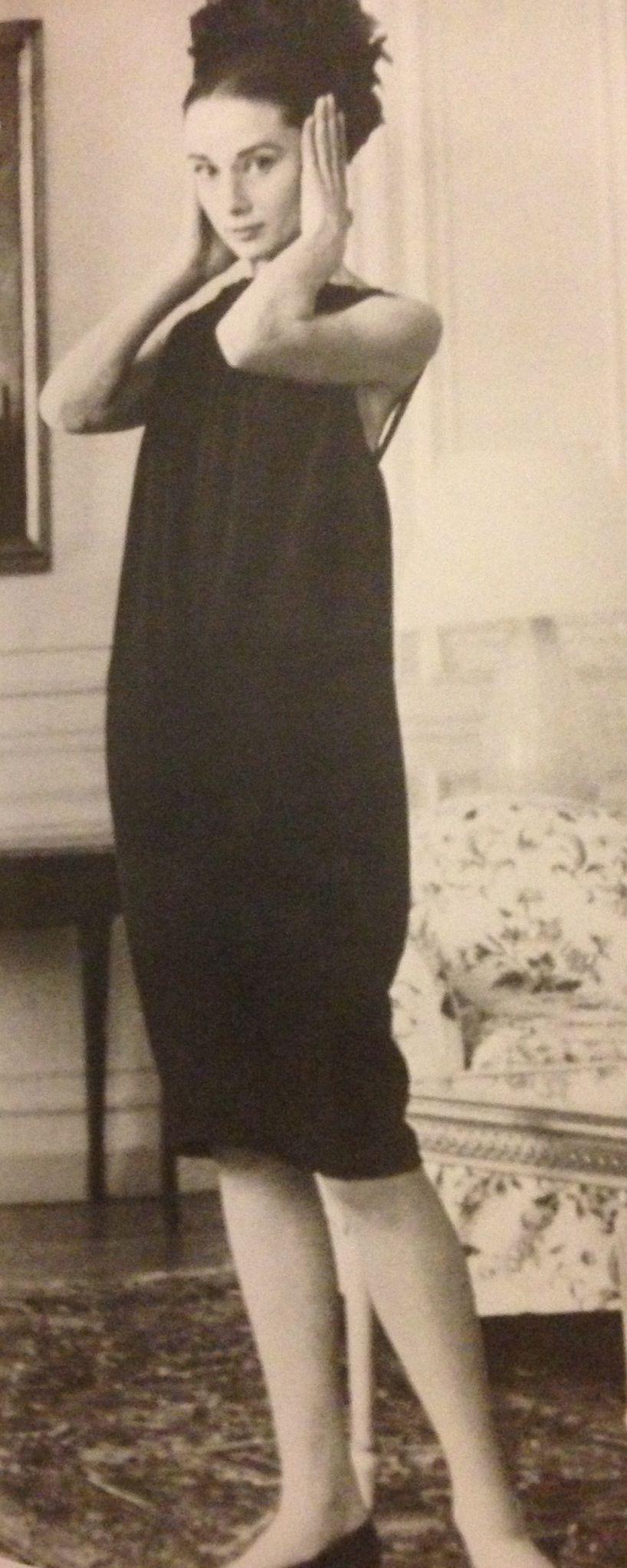 1950s Chemise Or Quot Sack Quot Dress