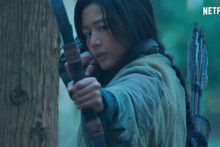 "Watch: Jun Ji Hyun Is Determined To Get Revenge In ""Kingdom: Ashin Of The North"" Teaser"