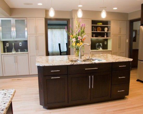 Modern Kitchen Cabinet Handles Кухня