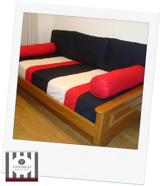 V ndeco design mas ideas de kits para convertir una cama - Sillon para cama ...