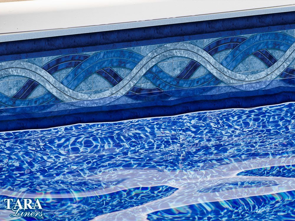 Pacifica Vinyl Pool Liner Pattern For Inground Swimming Pools Pool Liners Swimming Pools Inground Pool Liners Inground
