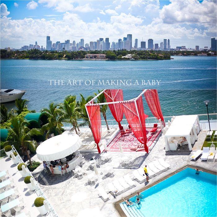 Mondrian Miami Fl Florida Travel Collins Avenue Miami Travel