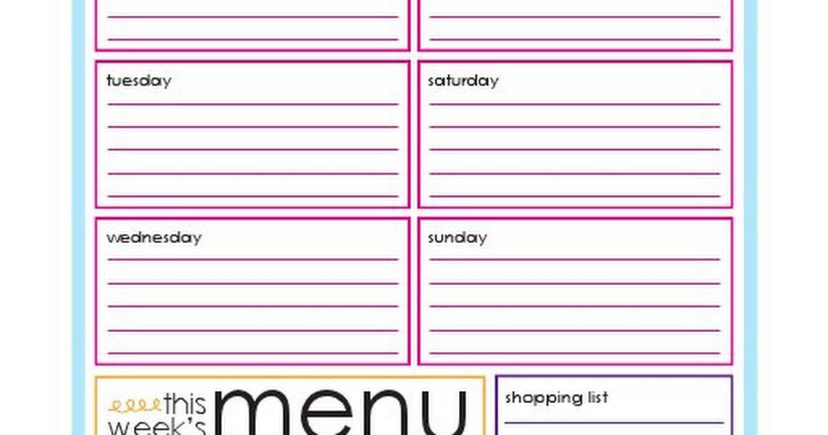 Weekly Planner Pages pdf | bathroom | Planner pages, Weekly