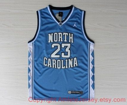 928792e07 ... Unc tarheels · Michael Jordan North Carolina 23 Super Rare Jersey NBA  Jersey New Jordan Basketball ...