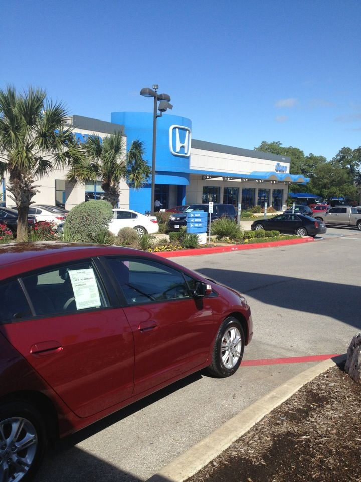 High Quality Gunn Honda Located In San Antonio