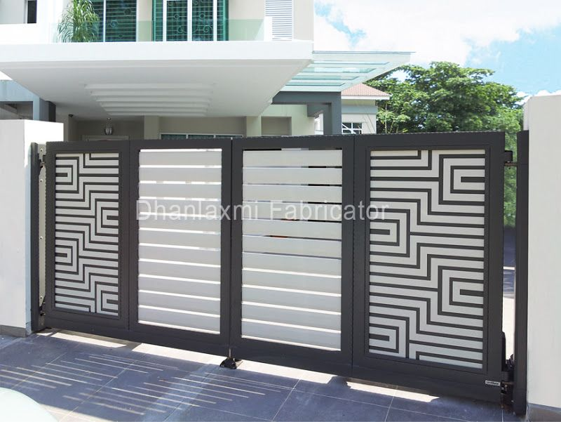 Home Gate Design, Grill Gate, Compound Wall, Gate House, Grades, Iron
