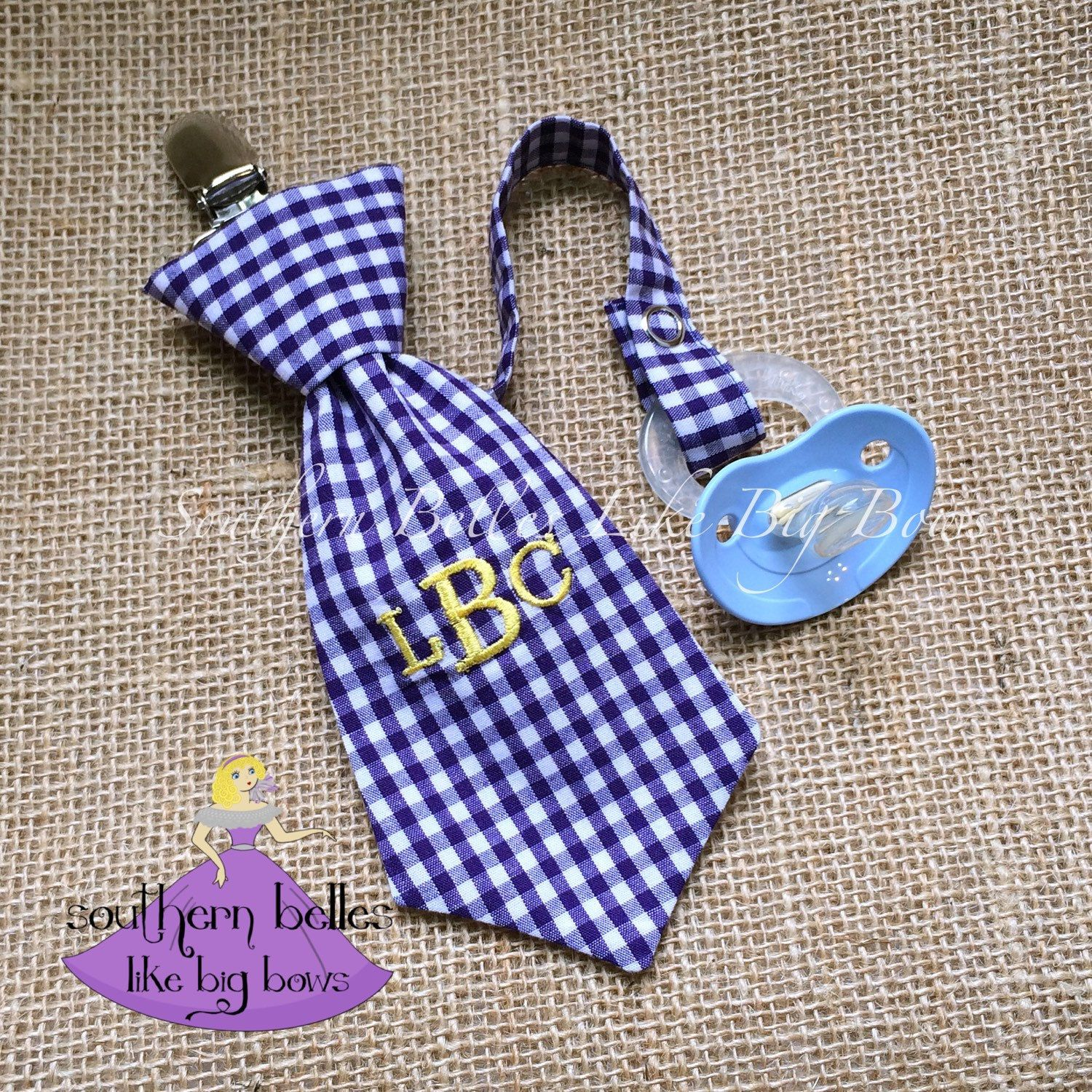 Baby gift personalized gift for baby boy baby shower gift necktie baby gift personalized gift for baby boy baby shower gift necktie pacifier clip with monogram new baby gift monogrammed baby necktie negle Gallery