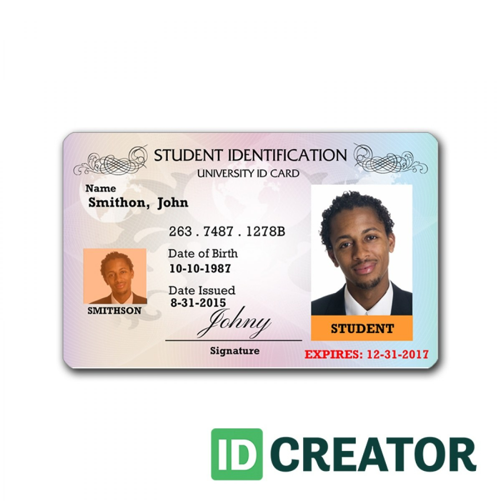 Template Students Write To For Format How With Card Resume Id In High School Id Card Template 10 Professional Template Id Card Template Blank Id Cards Cards