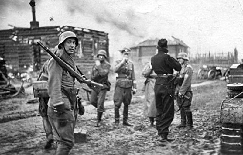 Barbarossa days 1941