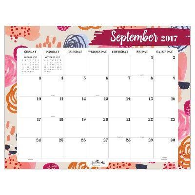 Academic Desk Calendars
