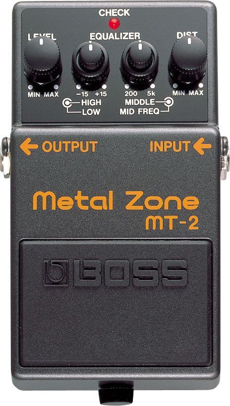 boss mt 2 metal zone guitar effect pedal cool instruments amps gear distortion guitar. Black Bedroom Furniture Sets. Home Design Ideas