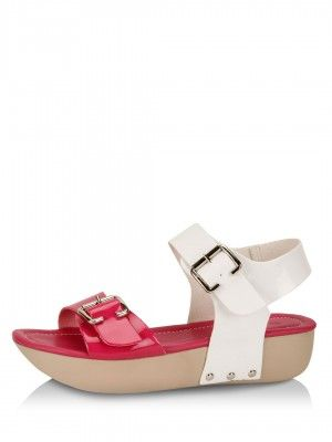 b665769aeb4 LIBERTY SENORITA Flatform Sandals from koovs.com