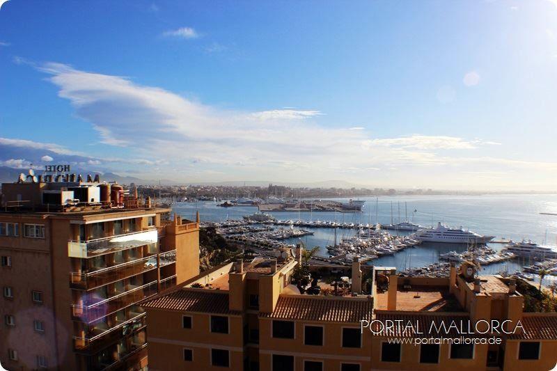 Amic Horizonte Palma De Mallorca Seattle Skyline Mallorca
