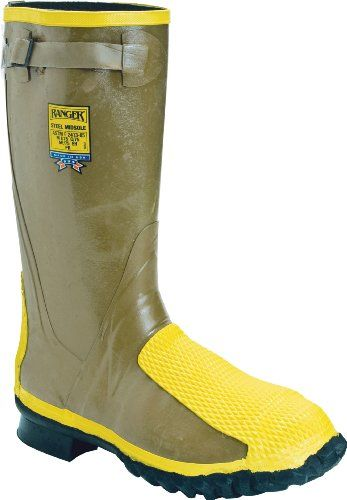 ad42f9add49 Honeywell Safety 2169-12 Ranger Flex-Guard Safety Hi Pac for Men's ...